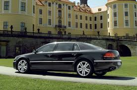 report volkswagen phaeton returning to u s