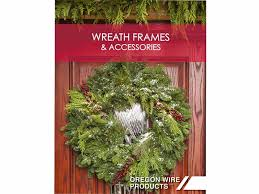 Christmas Tree Wreath Form - wreath frames u0026 accessories new oregon wire products