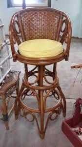 cane back bar stool hollywood thing