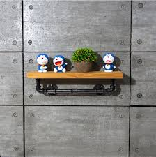 Wood Bathroom Shelves by Online Get Cheap Storage Wood Wall Aliexpress Com Alibaba Group