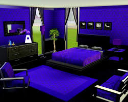 Rooms With Purple Walls Grey by Bedroom Pleasing Minist Bedroom Interior Design Purple Walls