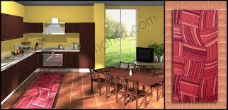 tappeti cucina on line tappeti cucina stuoie e passatoie per la cucina bollengo