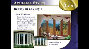 elite vinyl replacement windows efficient and durable youtube