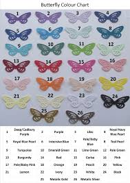 Bunting Flags Wedding Bunting Banner Butterfly Or Heart Design Various Colours 3m Length