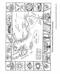 map of paul u0027s journeys sunday craft ideas pinterest
