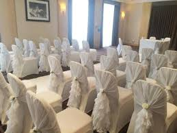 ruffled chair covers truly scrumptious weddings