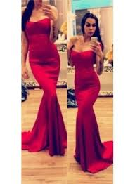 2017 new arrival prom dresses sweetheart off the shoulder backless