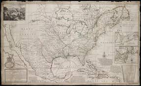 New France Map by A New Map Of The North Parts Of America Claimed By France Under Ye