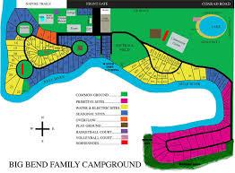 Mi Map Big Bend Family Camp 5 Photos Standish Mi Roverpass