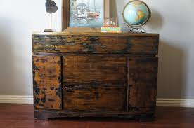 old rustic buffet table decorating rustic buffet table