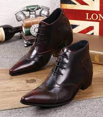 discount mens burgundy pointed toe dress shoes 2017 mens