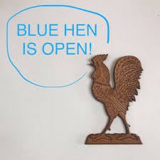 K Hen Shop The Blue Hen Cafe Home Saint Augustine Florida Menu Prices