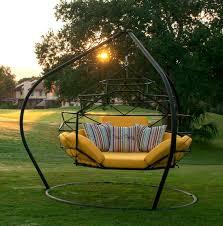 kodama zome the hanging lounger by kodama zome outdoor swing bed lounge