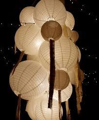 Paper Lantern Chandelier 169 Best Wedding Decorations Images On Pinterest Wedding