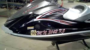 2007 yamaha vx cruiser 1100 4 stroke lot 821a youtube