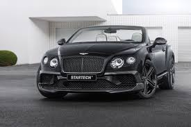 custom bentley flying spur startech refines the bentley continental and flying spur