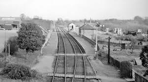Brackley railway station