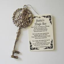 santa key how does santa claus get into a house without a chimney coldwell