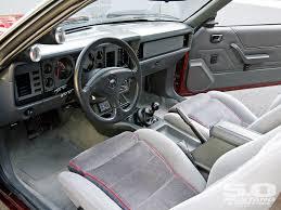 86 Mustang Gt Interior Ford Mustang Gt 1986