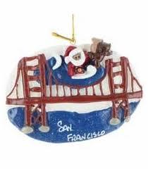 san francisco ornaments and gifts