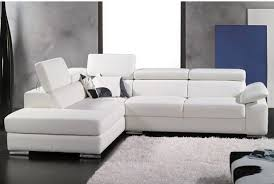 Modern Luxury Sofa Modern Luxury Leather Sofa With High Back Doll Cotton