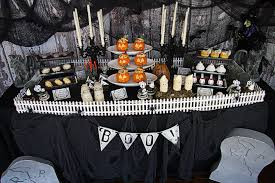 Black And White Ball Decoration Ideas Nice Halloween Party Table Decor Ideas Black Metal Hanging Lantern