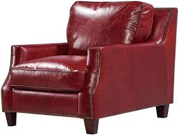 georgetowne oakridge red leather living room set from luxe leather