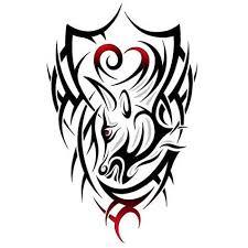 taurus tattoos for taurus designs