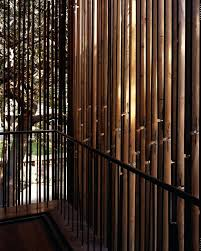 room dividers curtain bamboo divider 2 meter tall 3 panel