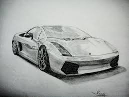 lamborghini sketch pencil sketch car lamborghini gallardo pencil by antscape d2zs7qd