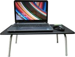 Folding Bed Table Csm Engineered Wood Portable Laptop Table Price In India Buy Csm