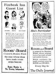 ask the archivist room and board part 1 blog comics kingdom