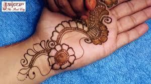 tattoo designs for hand beautiful mehndi designs for hands simple arabic mehndi design