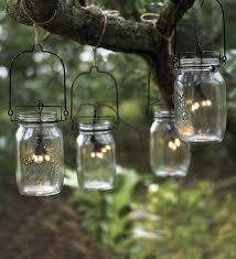 Solar Led Lights For Outdoors Solar Led Lights Strings Outdoor Jar Lanterns With String