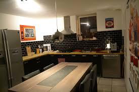cuisine style industriel loft les coulisses de gabarit le loft industriel cuisine style
