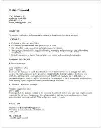 Junior Accountant Sample Resume by Create My Resume Retail Manager Sample Resume Cv Retail Assistant