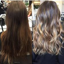 should wash hair before bayalage the 25 best balayage before and after ideas on pinterest brown