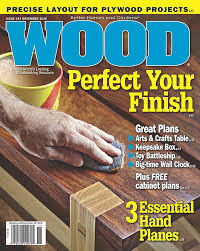 wood magazine back issues