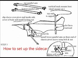 equalean sidecar owners manual the leaning sidecar youtube