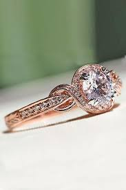 Rose Gold Wedding Rings by Best 25 Wedding Rings Rose Gold Ideas On Pinterest Rose Gold
