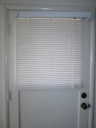 Blinds For Front Door Windows Astonishing Blinds For Front Door Incredible Decoration Entry