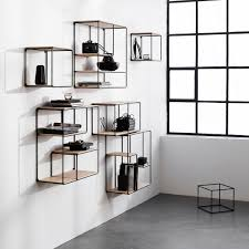 wohnideen minimalistischen korridor anywhere 1x1 wandregal korridor connox