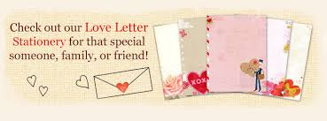 printable love letter templates u0026 stationery blue mountain