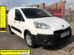 peugeot white used frozen white peugeot partner for sale middlesex