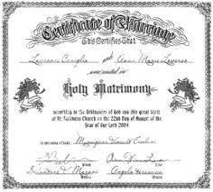 catholic marriage certificate saintswithunschurch org batman