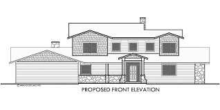 Floor Plan For Residential House Remodel House Plans Portland Tigard Beaverton