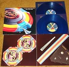 electric light orchestra out of the blue popsike com electric light orchestra out of the blue colored vinyl