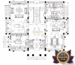 luxury floor plans with pictures luxury house plan nigeria