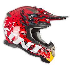 red motocross helmet dirt track design by s off road kids pit s red bull motocross