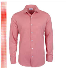 picked up a new line of dress shirts gentleman mizzen main this